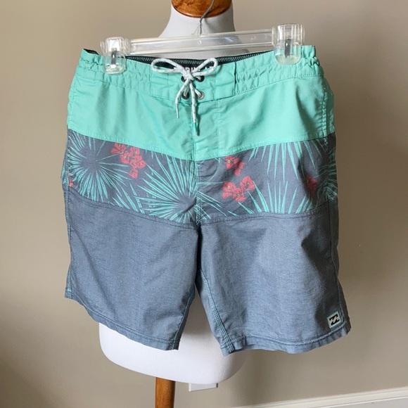 Billabong Lo Tides board shorts